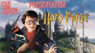BIENVENUE A POUDLARD sur Harry Potter et la chambre des secrets (PS2)