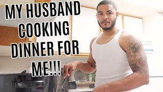VLOG #106 | MY HUSBAND COOKS FOR ME!!! | SKYLAR GOES TO THE EMERGENCY ROOM!! :(