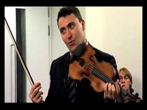 Maxim Vengerov - Violin Masterclass at the Royal Academy of Music