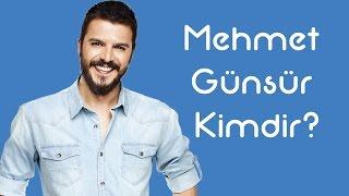 Mehmet Günsür Kimdir [KimKim] [Sesli Anlatım]