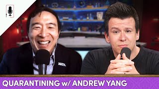 Andrew Yang on UBI, What Comes Next, & Exploring Controversy & Backlash | Ep. 28 A Conversation With
