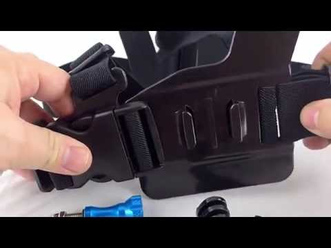Smatree GoPro Chest Mount Review