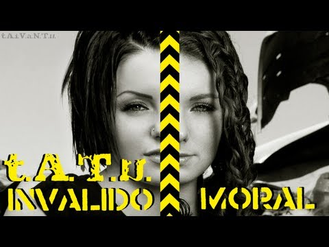 T.A.T.u. | Lyudi Invalidy | D&M | Spanish Cover | Inválido Moral