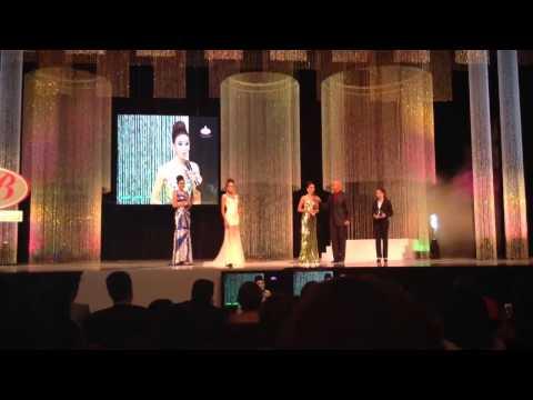 Kristal SIlva Nuestra Belleza Tamaulipas 2013 Etapa de preguntas