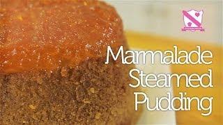 Rachel Allen Marmalade Steamed Pudding Recipe