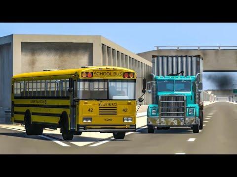 EXTREME CRASHES #31 - BeamNG Drive