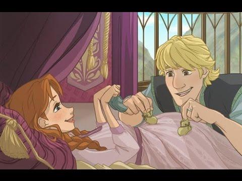Frozen Anna & Kristoff Give Birht a Baby 2015 Frozen Full ...