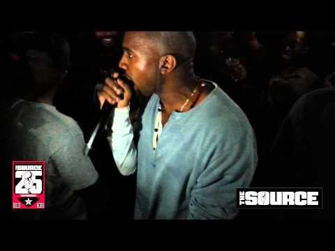 Kanye West's Epic Rant At Pusha T's Listening