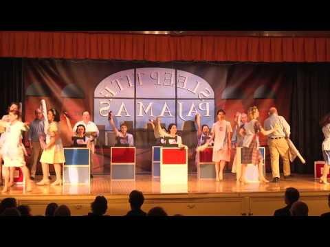 The Pajama Game - St. Jean's Players