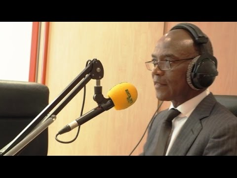 Mamadou Koulibaly au Grand Débat BBC Afrique & Africa n°1