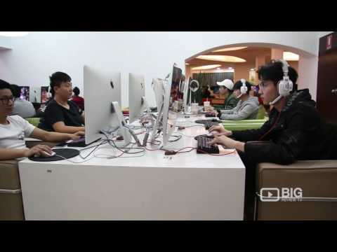 WangYu Internet Cafe A Cyber Cafe In Sydney Offering Computer Games And Online Games