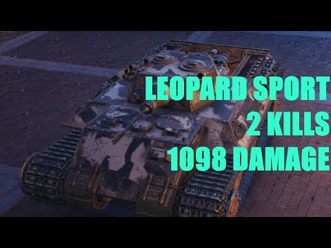 the-great-race-leopard-sport-2k-1098d:-world-of-tanks:-#1-wot-scraps
