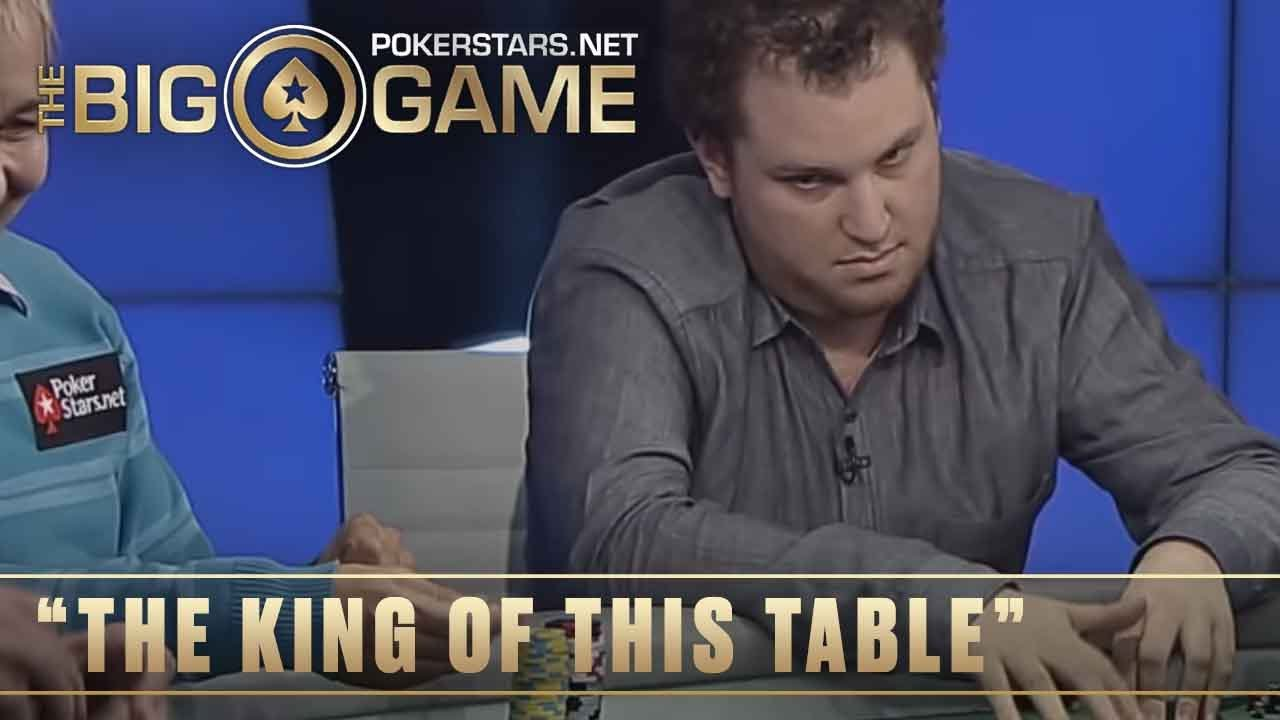 Download The Big Game S2 ♠️ E2 ♠️ Loose Cannon takes on Scott SEIVER ♠️ PokerStars