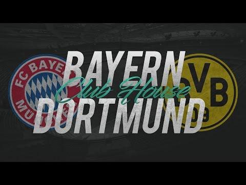 BAYERN MUNICH - DORTMUND (4-1) // Club House