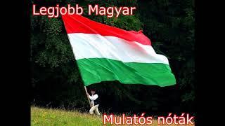 Legjobb Magyar Mulatos Notak (2018)