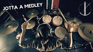 Jotta A Medley - Drum cover by Jon Lombana