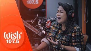 "Leah Patricio performs ""Bukas na Lang Kita Mamahalin"" LIVE on Wish 107.5 Bus"