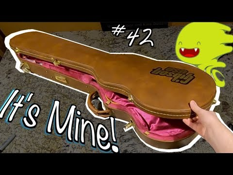 """I Actually Got """"THAT"""" Guitar! 