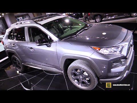 2019 Toyota Rav4 TRD Off Road - Exterior and Interior Walkaround - 2019 NY Auto Show