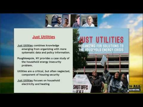 #RenterNation Training Series Episode 6: Just Utilities - Organizing for Solutions To The Household