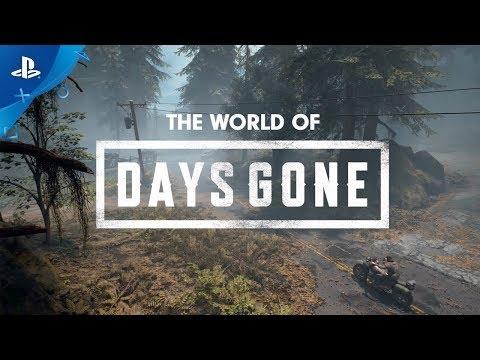 В Days Gone смерть поджидает на каждом шагу