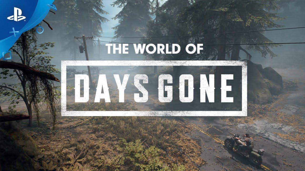 Countdown to Launch | Days Gone - PlayStation