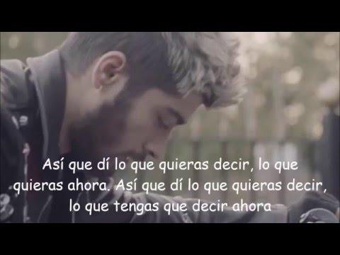 Zayn Malik - Befour Subtitulado Al Español / Traducido Al Español