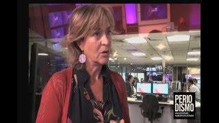¿Qué periodista buscan los medios hoy? Andrea Vial