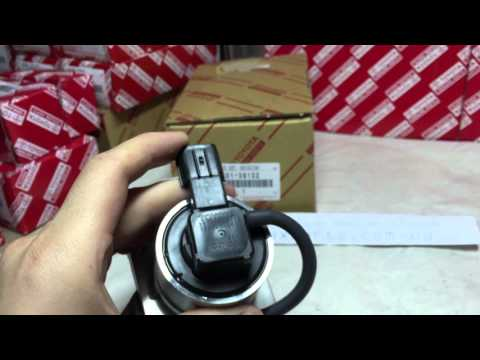 2570138132 25701 38132 Клапан подачи воздуха Toyota Land Cruiser 200 Lexus GX 460