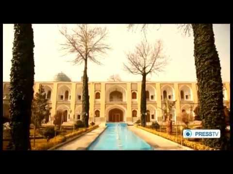 The Beautiful And Historic City of Isfahan  Iran