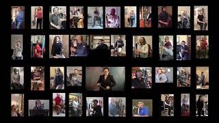 International Online Bass Clarinet Choir - Holst