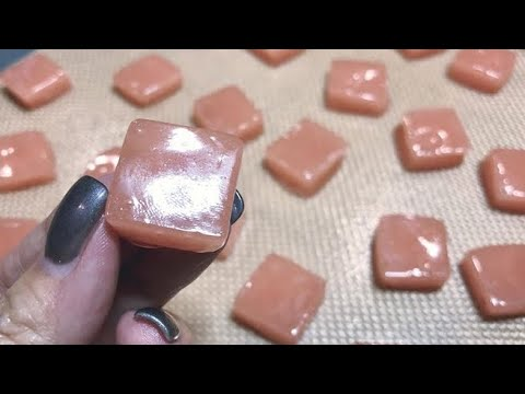 THC Infused Strawberry Starburst Canna Chews - YouTube