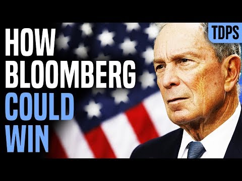 How Michael Bloomberg Could Win Dem Nomination