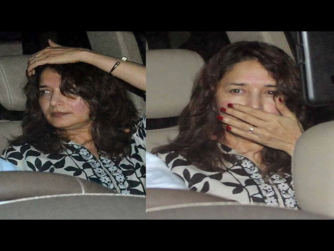 Madhuri Dixit Looked Pale and Aged Without Makeup