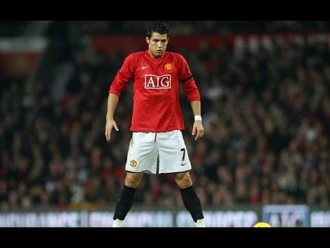 Cristiano Ronaldo First HatTrick For Manchester United (MUST WATCH ... a64be1b37f1