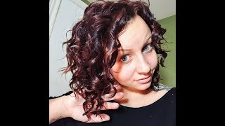 How I Style my Hair Curly using Curly Girl Method Approved Products