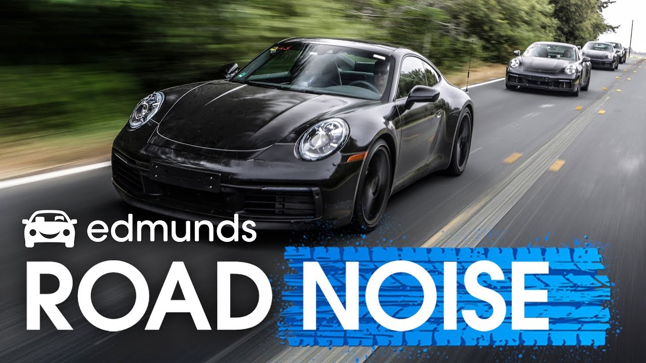 Edmunds Roadnoise Porsche 911 Volvo S60 Ford Edge St 199 Lease Deals And More