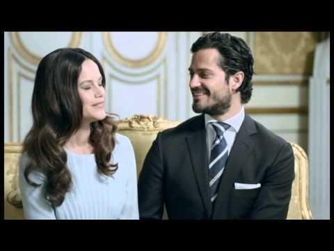 the swedish royal family arrives to the prince wedding doovi