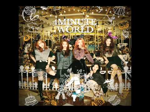 4Minute-오늘 뭐해 Whatcha Doin' Today mp3 + Download Link