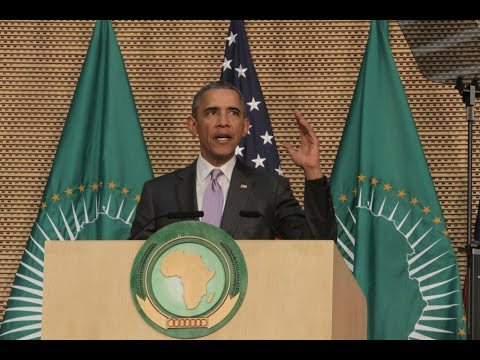 Speech of H.E. Barack Obama, President of the United States of America