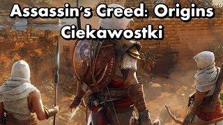 Assassin's Creed: Origins - Ciekawostki - Gra o Tron, Władca Pierścieni, meteoryt i nie tylko