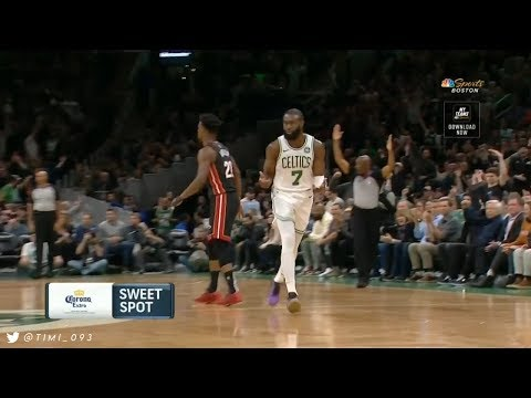 Jaylen Brown Highlights vs Miami Heat (31 pts)