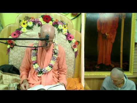 Шримад Бхагаватам 3.32.34-36 - Тривикрама Свами