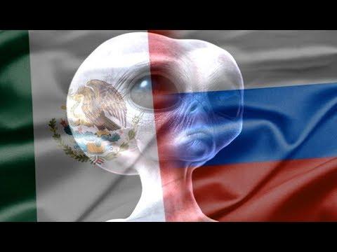 Rusia y  México los países que creen más en los extraterrestres según una encuesta publicada recient