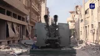 المملكة وأمريكا وروسيا يتفقون على تأسيس منطقة خفض التصعيد المؤقتة بجنوب سوريا