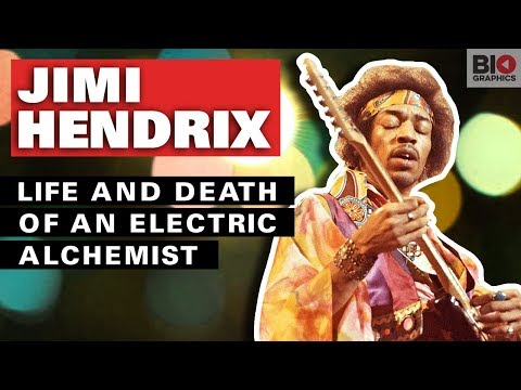 Jimi Hendrix: Life and Death of an Electric Alchemist