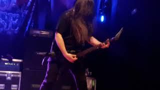 CANNIBAL CORPSE - Scavenger Consuming Death LIVE Trezzo Sull'Adda 28.02.2018