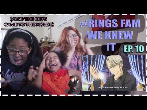Yuri!!! on Ice Episode 10 Reaction...