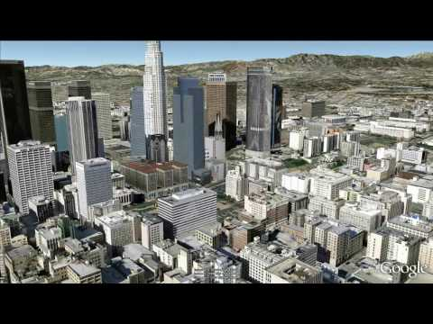 Google Earth 3D Tour