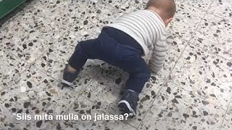 Miten kengät vaikuttavat lapsen kävelyyn